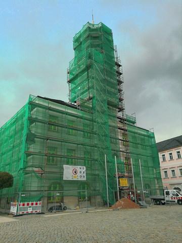 Rathaus Schneeberg Sanierung